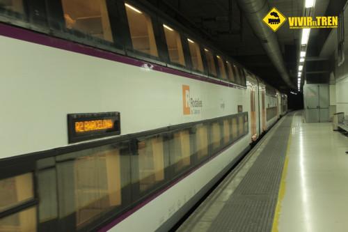 Nuevos servicios a primera hora de la mañana en las líneas RG1 y R2 Sur de Rodalies