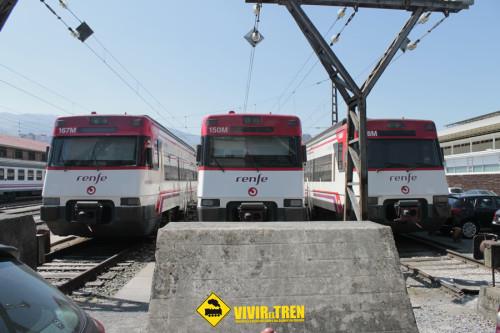 Los trenes de Cercanías de Málaga circularán las 24 horas durante Semana Santa