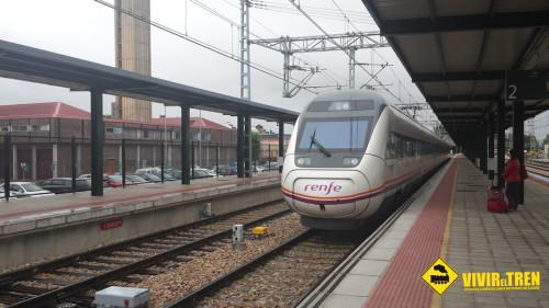 Tiempos de viaje en la nueva Línea de Alta Velocidad Valladolid – Palencia – León