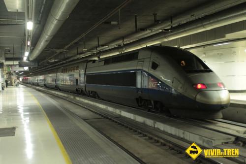 Los trenes de Alta Velocidad entre Barcelona y París tendrán una tercera frecuencia