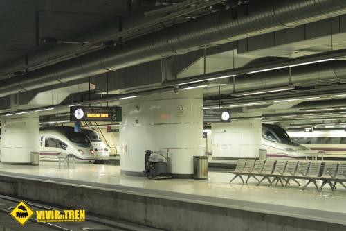 Renfe transportó 4,28 millones de viajeros en Enero y Febrero