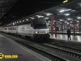 Tren Estrella Costa Brava Chamartín