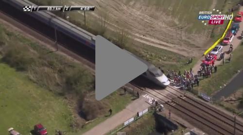 Tren París-Roubaix