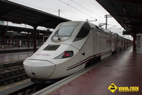 Los trenes Alvia Vigo – Madrid/Barcelona circularán vía Santiago por la vía de altas prestaciones del Eje Atlántico