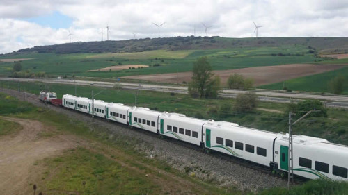 Tren Alta Velocida La Meca
