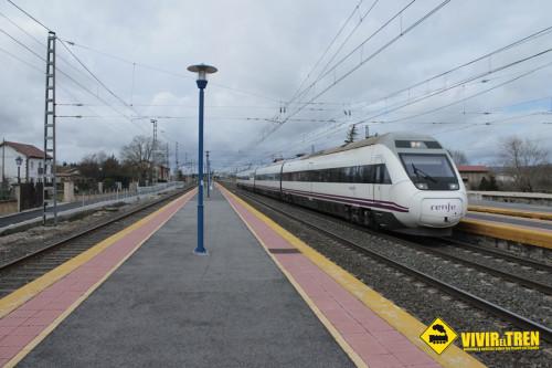 Tren Alvia Huelva