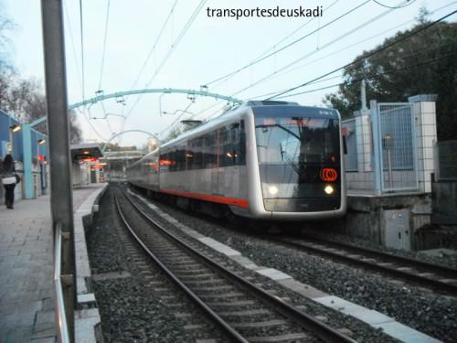 Metro Bilbao prestará servicio sin parar durante los 9 días de Aste Nagusia