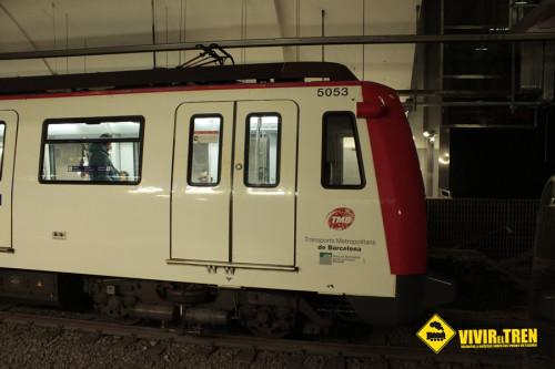 Obras Metro Barcelona