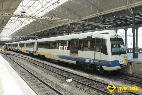Los trenes de Renfe circularán las 24 horas durante la Semana Grande de Bilbao