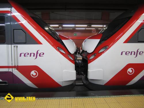Trenes nocturnos especiales durante la Semana Grande donostiarra