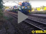 Tren de las Piraguas Ribadesella