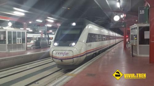 Ponferrada tendrá un tren ALVIA diario a Madrid por la nueva Línea de Alta Velocidad León – Madrid