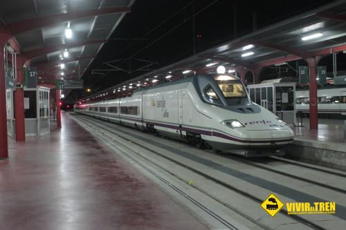 14 trenes AVE, ALVIA e Intercity circularán diariamente entre León y Madrid por la nueva Línea de Alta Velocidad