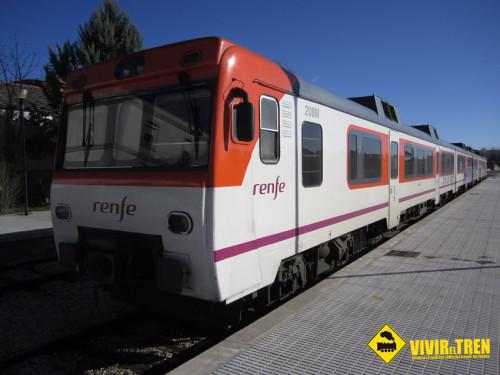 Los trenes Regionales Madrid-Cuenca-Valencia vuelven a la estación de Valencia Nord