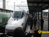 Tren AVE Leon