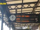 Tren AVE Palencia