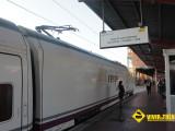 Tren AVE S-112 Madrid Chamartin