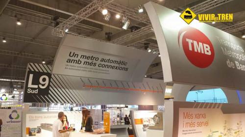 Participa en la simulación comercial que TMB organizará en la nueva L9 de conducción automática