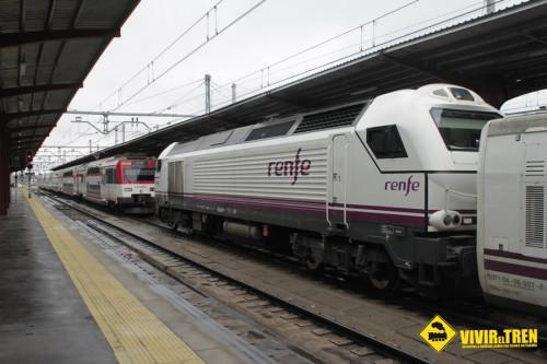 Los viajeros de Cercanías podrán acumular puntos para viajar gratis en AVE