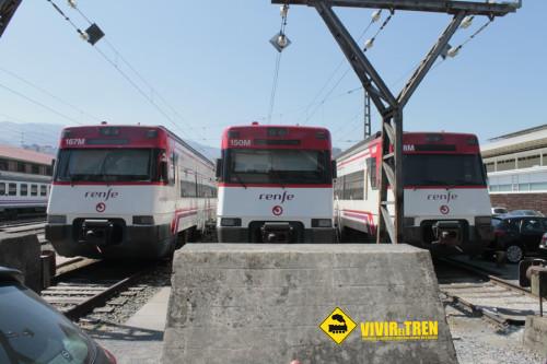 Trenes especiales de Cercanías para ir a la Feria de Santa Lucía de Zumarraga