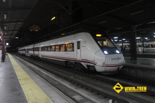Tren Renfe Ávila
