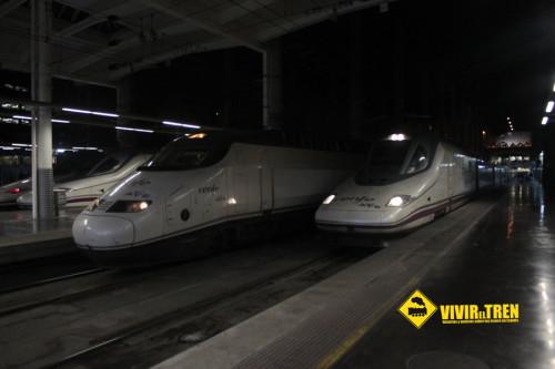 Estas navidades los niños viajan gratis en trenes AVE, ALVIA y Euromed