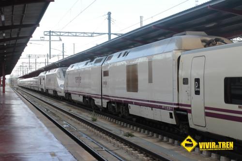 Horario tren Alvia Galicia