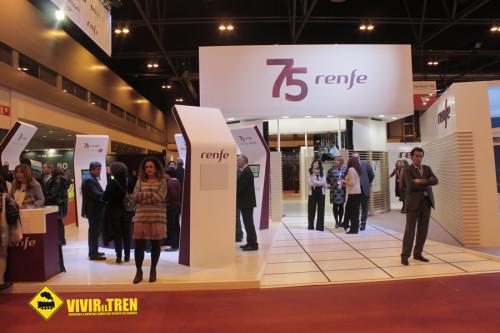 """Renfe presenta en Fitur 2 nuevas tarjetas de fidelización """"Renfe Joven 50"""" y """"Dorada Plus"""""""
