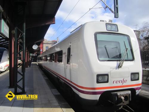 Renfe modifica los horarios de todos los trenes de Media Distancia en Galicia con motivo de los cambios en los trenes ALVIA a Madrid