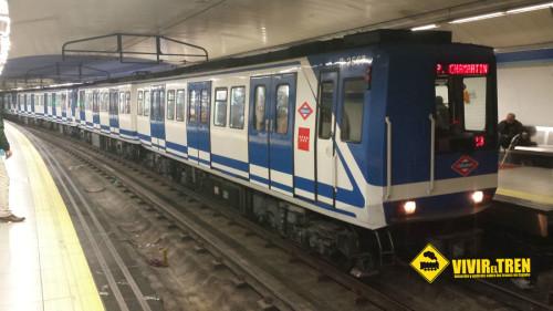 La línea 1 del Metro de Madrid cerrará el 18 de junio durante 133 días por obras