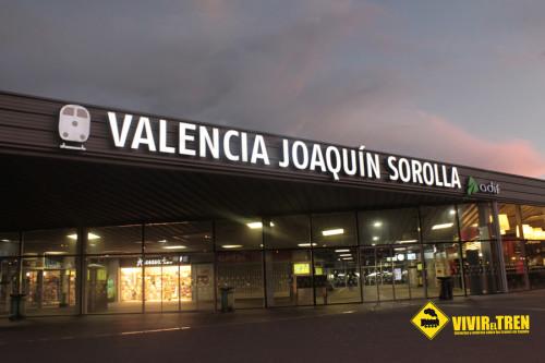 Renfe programa 10 trenes especiales de Alta Velocidad a Valencia durante las Fallas desde Andalucía