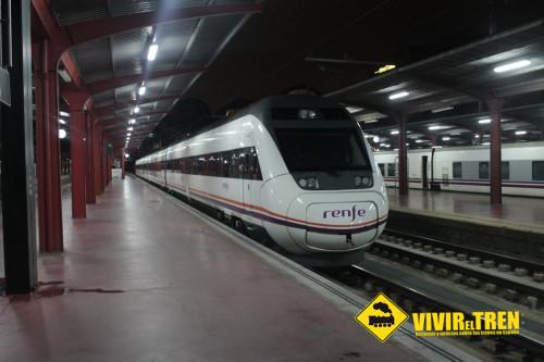 Renfe programa un cuarto servicio ALVIA entre Madrid y Salamanca
