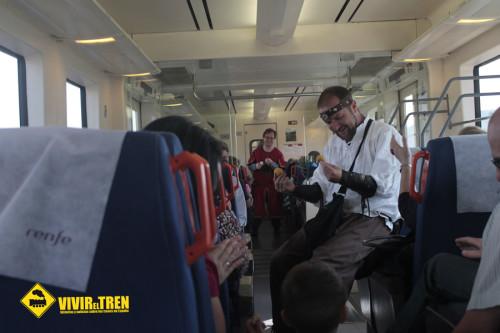 Temporada 2016 Tren turístico Medieval Madrid – Sigüenza