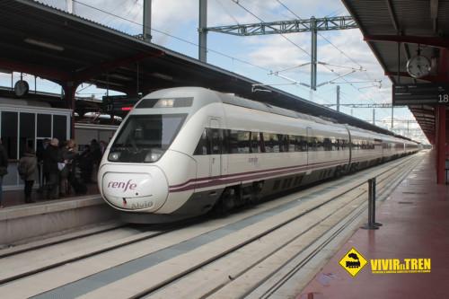 Los trenes ALVIA entre Ponferrada y Madrid volverán a parar en Bembibre, Brañuelas, Veguellina, Vega-Magaz, Torre del Bierzo y San Miguel de las Dueñas