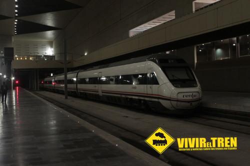 Mas trenes entre Madrid y Huelva durante el verano