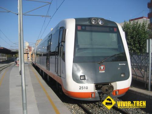 Tram Alicante Hogueras