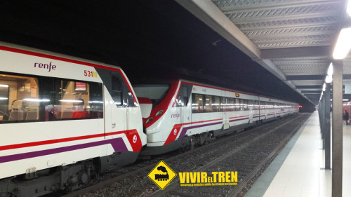 El túnel de Recoletos de Cercanías Madrid cerrará durante 5 semanas en agosto