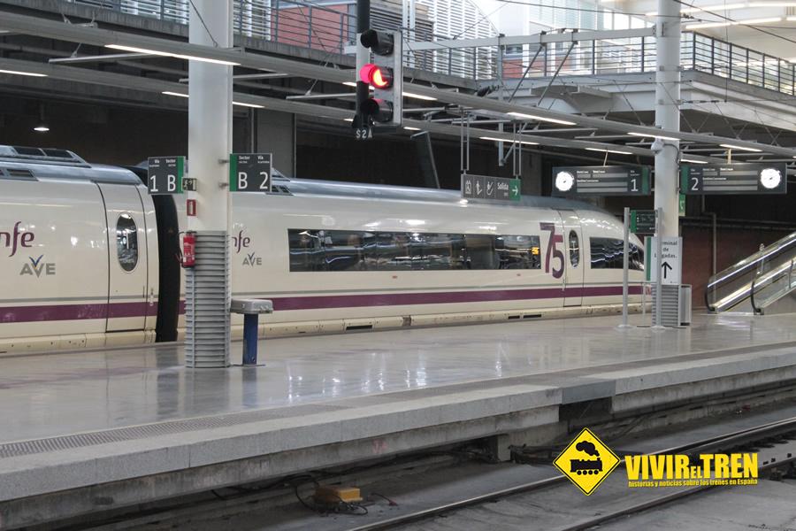 Las obras en la estaci n de madrid puerta de atocha obligar n a cancelar algunos trenes vivir - Puerta de atocha ave ...