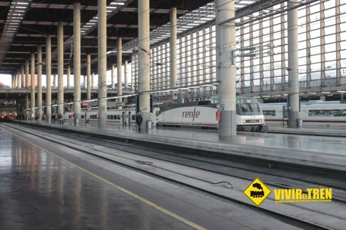 Los Talgo VI llegan a la línea Almeria – Madrid para sustituir los Talgo IV