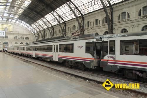 Nuevo servicio entre Tortosa y Barcelona a última hora del día