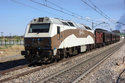 El Tren del Motín circulará este sábado entre Madrid y Aranjuez