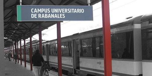 Horarios trenes Córdoba – Campus Universitario de Rabanales curso 2016/2017