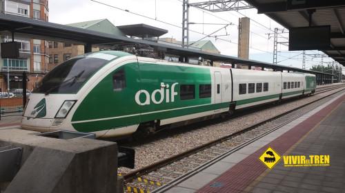 Comienzan a circular los trenes en pruebas por el nuevo tramo de Alta Velocidad del Corredor del Mediterráneo Castellón – Valencia