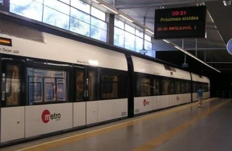 Durante las Fallas, habrá huelga en el Metro de Valencia. Días y servicios mínimos