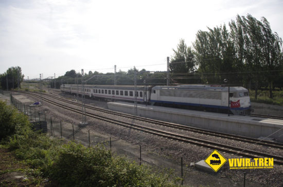 Tren AAFM Gijón
