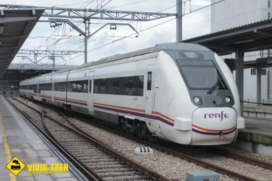 Tren Playero Renfe