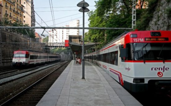 Renfe ofrecerá en Bilbao servicio las 24 horas durante los 9 días de la Aste Nagusia