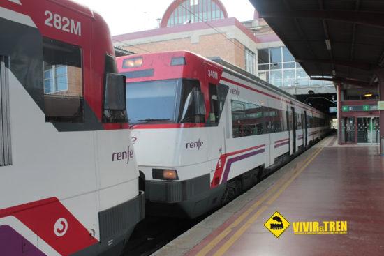 Renfe ofrece servicio ininterrumpido de Cercanías durante la Semana Grande donostiarra