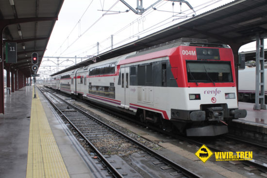 Compra trenes Renfe
