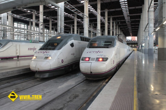 El martes comienzan a circular los trenes AVE entre Madrid y Castellón